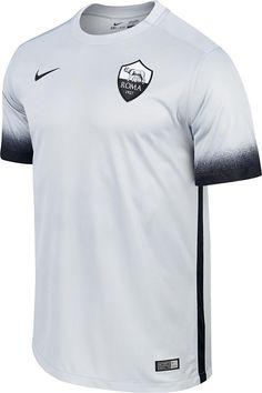 Nike divulga as novas camisas da Roma - Roma