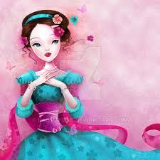 Картинки по запросу Illustrations by Lady Sybile