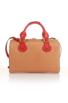 Caramel  Red Bag / Chloe - Aurore