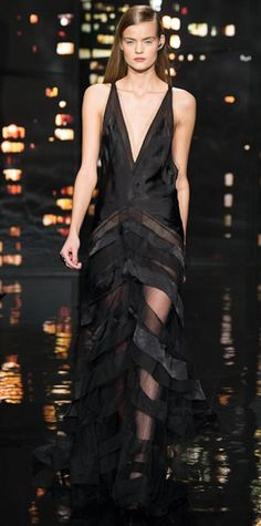 Runway Looks We Love: New York Fashion Week - Fall/Winter 2015 from #InStyle