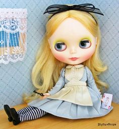 Alice by blythedrops, via Flickr