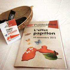 TiMalo a participé a #TEDxPTP, une conférence TEDx à Pointe-à-Pitre. Une TEDx est une conférence organisée comme une conférence TED, mais par un groupe indépendant de bénévoles. Les conférences TED visent à promouvoir des idées qui le méritent.