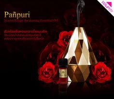 Pañpuri: Scarlet Rouge Awakening Essential Oil » Beauty New Arrivals | HiSoParty.COM