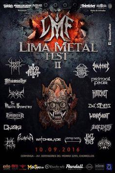 """""""METALHOUSE"""": Lima Metal Fest 2016"""