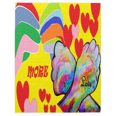 ASL MORE LOVE JIGSAW PUZZLE