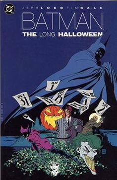 Batman: El largo Halloween, de Loeb y Sale.