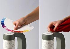 Leitfaden Sewing Machine concept by designers Monika Jakubek and Anna Müller
