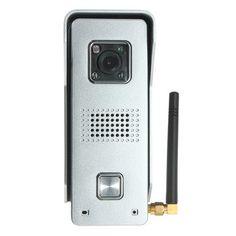 Super Waterproof WiFi Video Door Phone Intercom Doorbell Peephole Camera Remote Unlock PIR IR Night Vision Alarm Smart Home