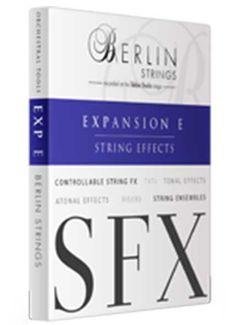 Berlin Strings EXP E SFX String Effects v1.1 KONTAKT, kontakt samples-audio, Strings, String, SFX String, SFX, Kontakt, EXP, Effects, Berlin Strings, BERLIN