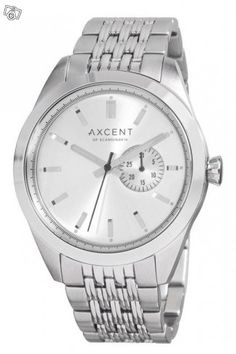 Axcent of Scandinavia See Me herrklocka ny Casio Watch, Chronograph, Omega Watch, Rolex Watches, Accessories, Jewelry Accessories