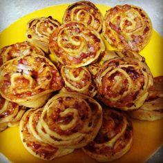 #pizzarolls #pizza #rolls #foodporn #yummy #ñam
