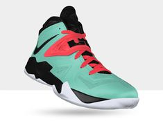 Nike Zoom Soldier VII Tropical Teal Black Crimson 9d4e2d4986