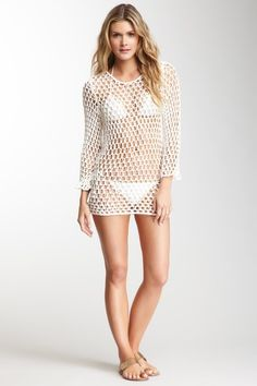 Pina Knit Cover-Up