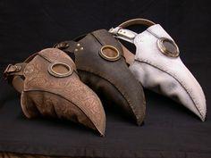 Plague Masks- Venetian Masks