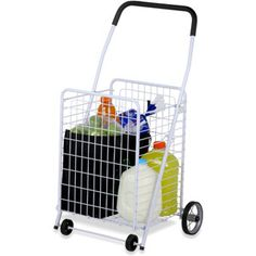 Honey-Can-Do Rolling 4-Wheel Utility Cart