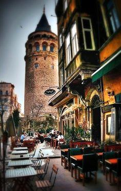 Istanbul - Taksim - Galata…
