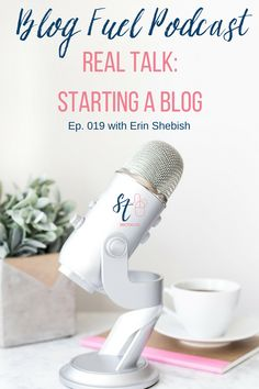 Let's talk about starting a blog. I don't mean all the technical stuff, I mean the real talk. Let's talk about the amount of work that goes into creating one post, promoting your content, and how easy it is to lose the balance you should have in your life. Blog Fuel podcast is back with Episode 19. Listen on iTunes. http://sweetteallc.co/blog-fuel-ep-019-real-talk-on-starting-a-blog/?utm_campaign=coschedule&utm_source=pinterest&utm_medium=Sweet%20Tea%2C%20LLC