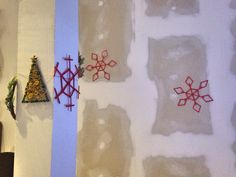Natal - flocos de neve