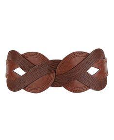 very cute brown braided belt $7 ♥forever21.com♥