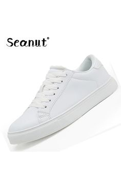 the best attitude c477d 5e4a0 Buy Seanut Womans Fashion Sneakers Sport Casual Breathable Comfortable Shoes  (White) online at Lazada
