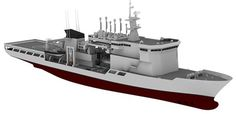 South Korean shipyard Daewoo Shipbuilding & Marine Engineering (DSME) has just been selected to design the Republic of Korea (ROK) Navy's new Auxiliary Submarine Rescue ship or ASR-II. The vessel is intended to strengthen the existing Cheonghaejin Class ASR submarine rescue ship as the ROK Navy is procuring nine Sohn Wonyil class submarines (Type 214) as well as a new class of large submarine, the KSS-III.