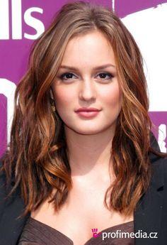 Leighton Meester Hairstyles