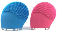 Sonic Silicone Facial Brush offer deep cleansing and unclog pores