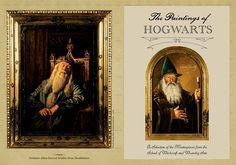 Páginas de ejemplo del libro Harry Potter: Magical Places from the Films