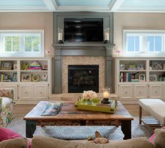 Edisto Drive Transitional Living Room Other Metro In Site Designs