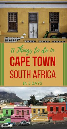 Eleven things to do in Capetown South Africa. Itinerary for five days. Stuff To Do, Things To Do, How To Memorize Things, Travel Guides, Travel Tips, Travel Destinations, Travel Plan, African Holidays, Cape Town South Africa