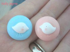 birdy pins by hollyjayne, via Flickr