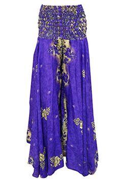 Women's Skirt Purple Floral Vintage Silk Sari Boho Long Skirts Mogul Interior http://www.amazon.com/dp/B017BI7DC6/ref=cm_sw_r_pi_dp_2wLmwb171MDB3