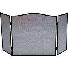 Pare Feu 3 volets PVM long. 102 cm Haut. 54 cm