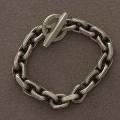 Gallery 925 - Hans Hansen Sterling Silver Chain Bracelet