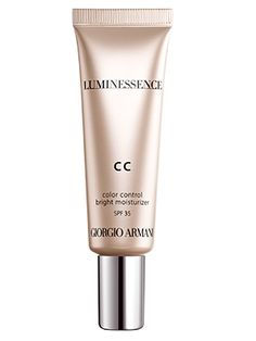 This SPF-and-moisturizer-spiked Giorgio Armani formula does everything you'd want a CC cream to do (and then some).