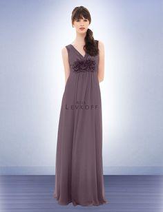 Bridesmaid Dress Style 679