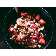 food   acai bowl   basik cafe   kailua-kona   big island   hawaii   photo by _graceyang