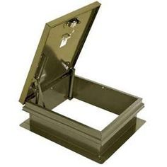 Weathertight Roof Hatch, Aluminum, 30'Lx36'W >>> Be sure to check out this awesome product.