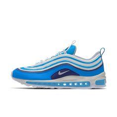 Nike Air Max 97 By You Custom Women's Shoe Air Max 97, Nike Air Max, Skechers Elite, Air Max Sneakers, Sneakers Nike, Nike Co, Custom Shoes, Babe, Jordans