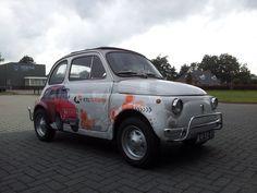 We hebben ons kleine boefje ingepakt ;) #carwrap #Surhuisterveen