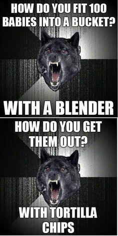 Dat wolf