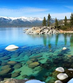 Lake Tahoe Weddings: Summer or Winter  - With panoramic views of the mountains, trees and the gorgeous lake, Lake Tahoe weddings are picture perfect for any season. Here are some of the reasons couples may want Lake Tahoe weddings in the summer, and other reasons why they might like winter weddings by the lake. Use this guide to help...