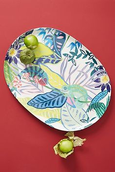10.5 Square Dinner Plates Set of 8 Red