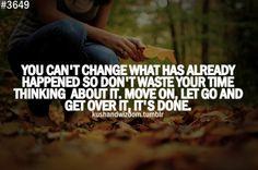 wish it were that easy ..