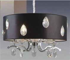 Warehouse of Tiffany 5 Light Crystal Chandelier Lowes Home Improvements, Light, Tiffany Style Table Lamps, Crystal Chandelier, Lights, Decorative Table Lamps, Warehouse Of Tiffany, Chandelier, Ceiling Lights