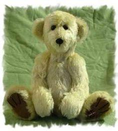 Handmade Teddy Bear.