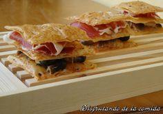 10 Aperitivos con Pasta Filo | Cocinar en casa es facilisimo.com