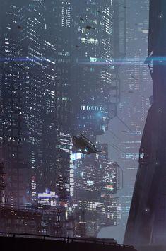 Metropolis by Simon Fetscher