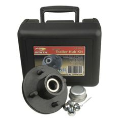 C.E. Smith Trailer Hub Kit Package 1 Stud 4 x 4