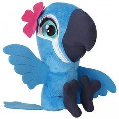 New Rio 2 Movie Plush Macaw baby bird Carla Stuffed Animal cute gift